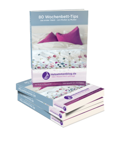 Hebammenblog Ebook Wochenbett-Tips mit Mama notes