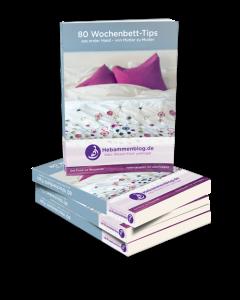 80 Wochenbett Tipps: Das Ebook zur Blogparade