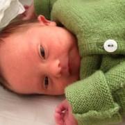 Trisomie-21-Baby