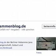 1000 Likes auf Facebook - Dankeschön