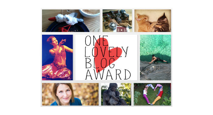 Lovely Blog Award Jana Friedrich