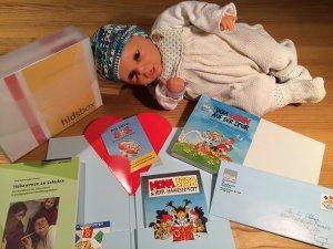 """Hebammen an Schulen: Unterrichts-Materialien """"Dem Leben auf der Spur"""""""