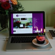 Mein Blog wird 3