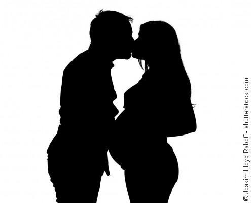 Mehr Küsse unter der Geburt
