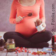 Gelüste und Heisshunger in der Schwangerschaft