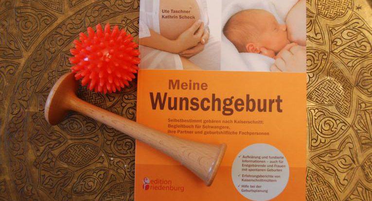"""Buchvorstellung """"Meine Wunschgeburt"""" und Interview mit Ute Taschner"""