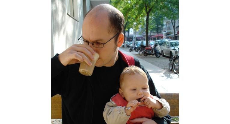 Elternzeitberichte - Vater & Sohn