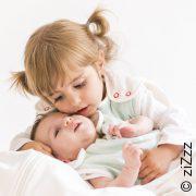 Geschwister im Babyschlafsack von ziZzz