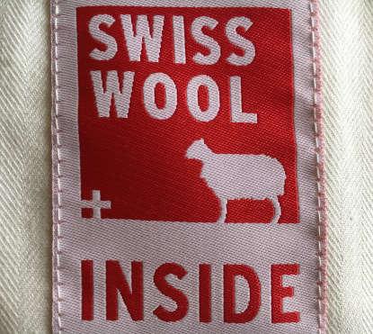 Babyschlafsack ziZzz aus Swisswool