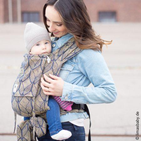 Limas Babytrage-Test