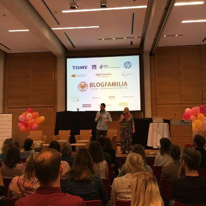 Blogfamilia 2018: Eröffnungsrede