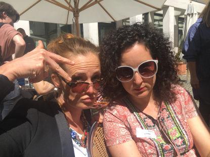 Blogfamilia 2018: Nina & Sonja
