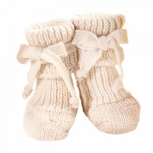 Baby-Woll-Socken zum Schnüren