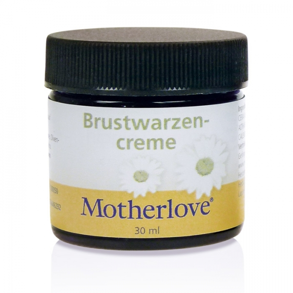 Motherlove Brustwarzen-Creme