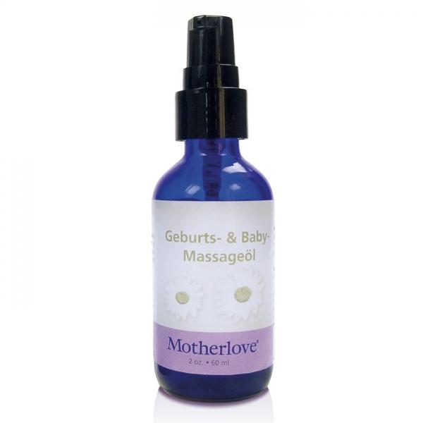 Motherlove Geburts- & Baby-Massage-Öl