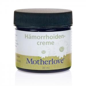 Motherlove Hämorrhoiden-Creme