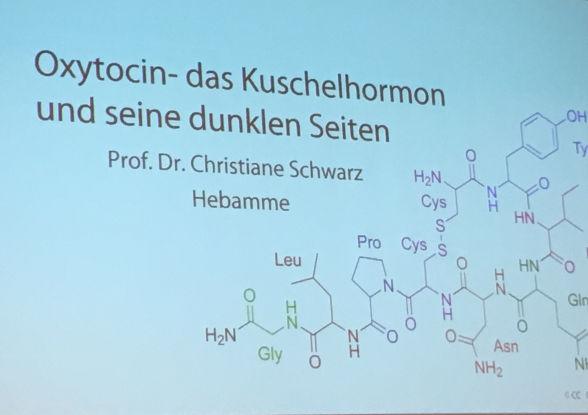 Attachment Parenting Kongress 2018: Vortrag Oxytocin
