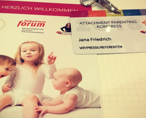 Attachment Parenting Kongress 2018: Willkommen!