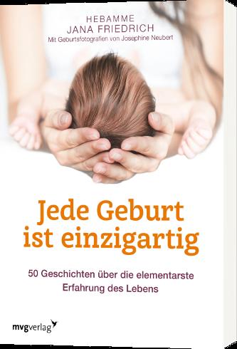Buchcover: Jede Geburt ist einzigartig