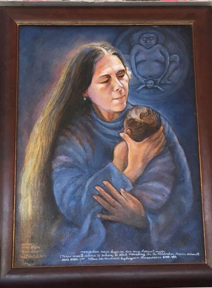 Ein Robin Lim Portrait