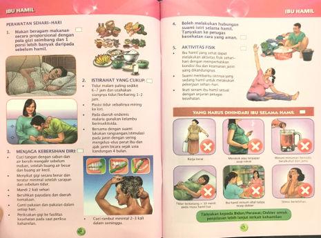 Indonesischer Mutterpass: Tipps für die Schwangerschaft